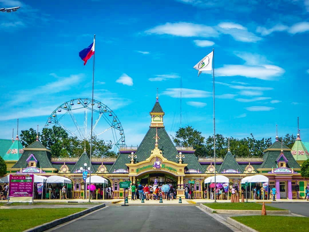 Enchanted Kingdom reopens this October