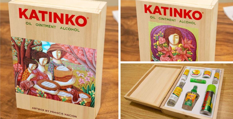Katinko art boxes
