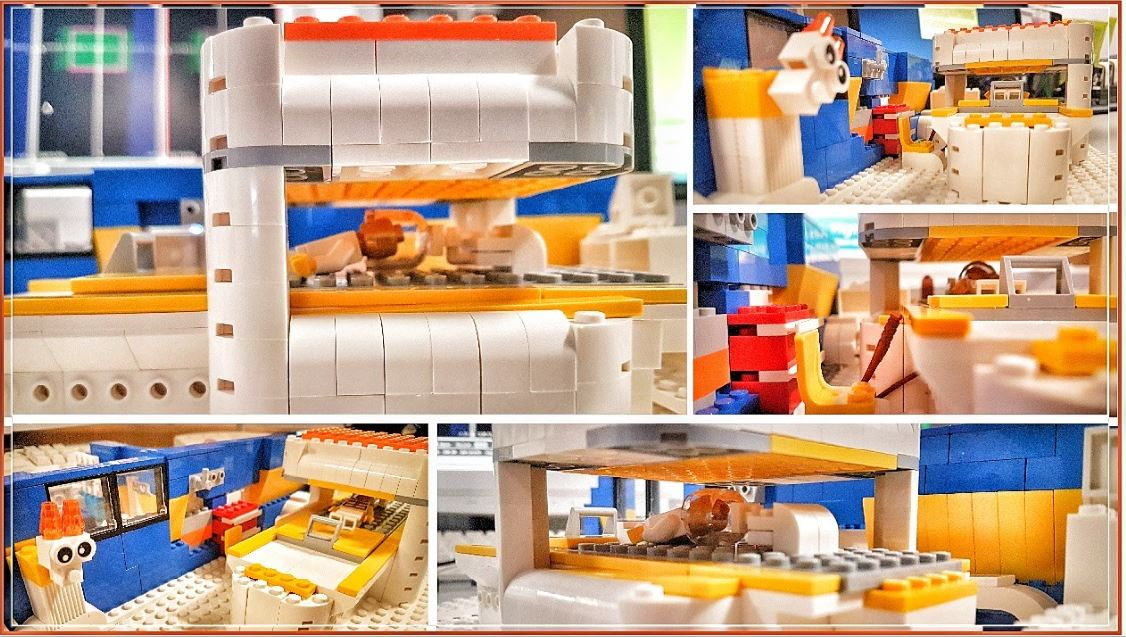 Apollo Exconde's Lego toy MRI