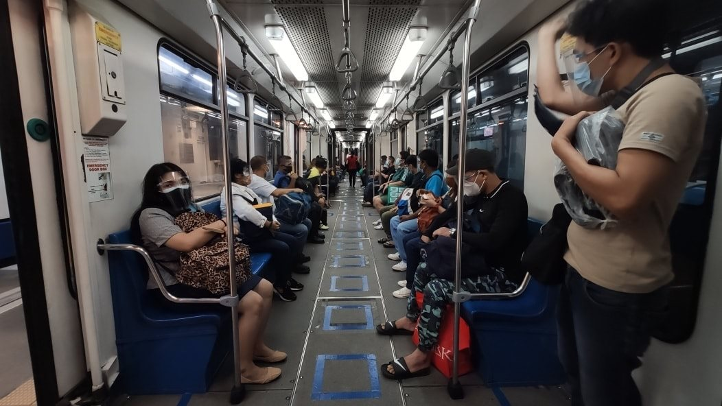 Metro Manila increase passenger capacity