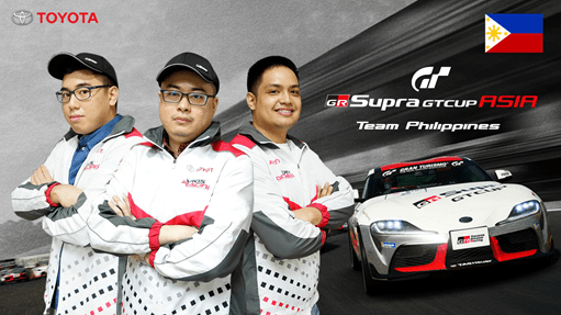 Filipino champions Toyota's GR Supra GT Cup Asia