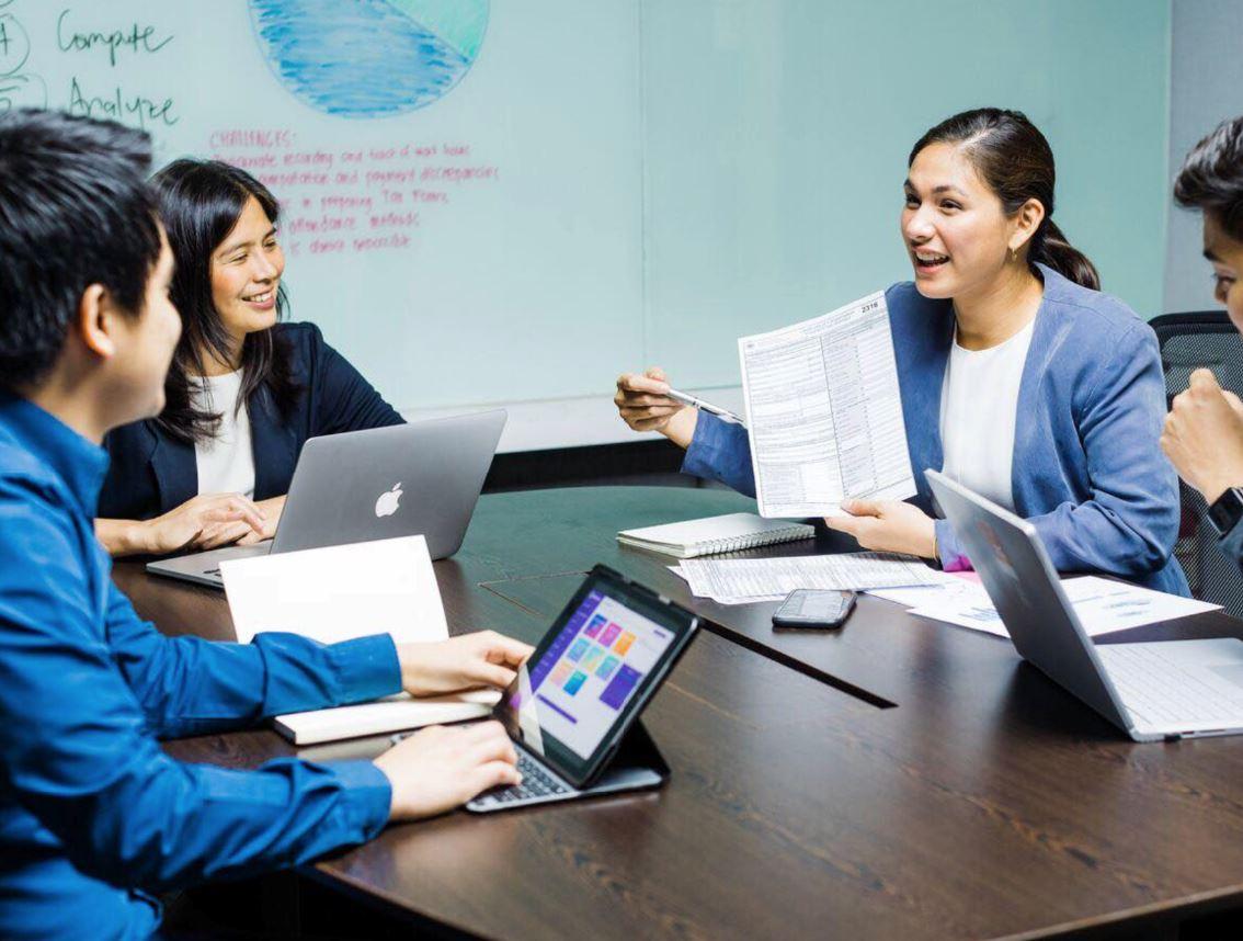UP developed HR Management System