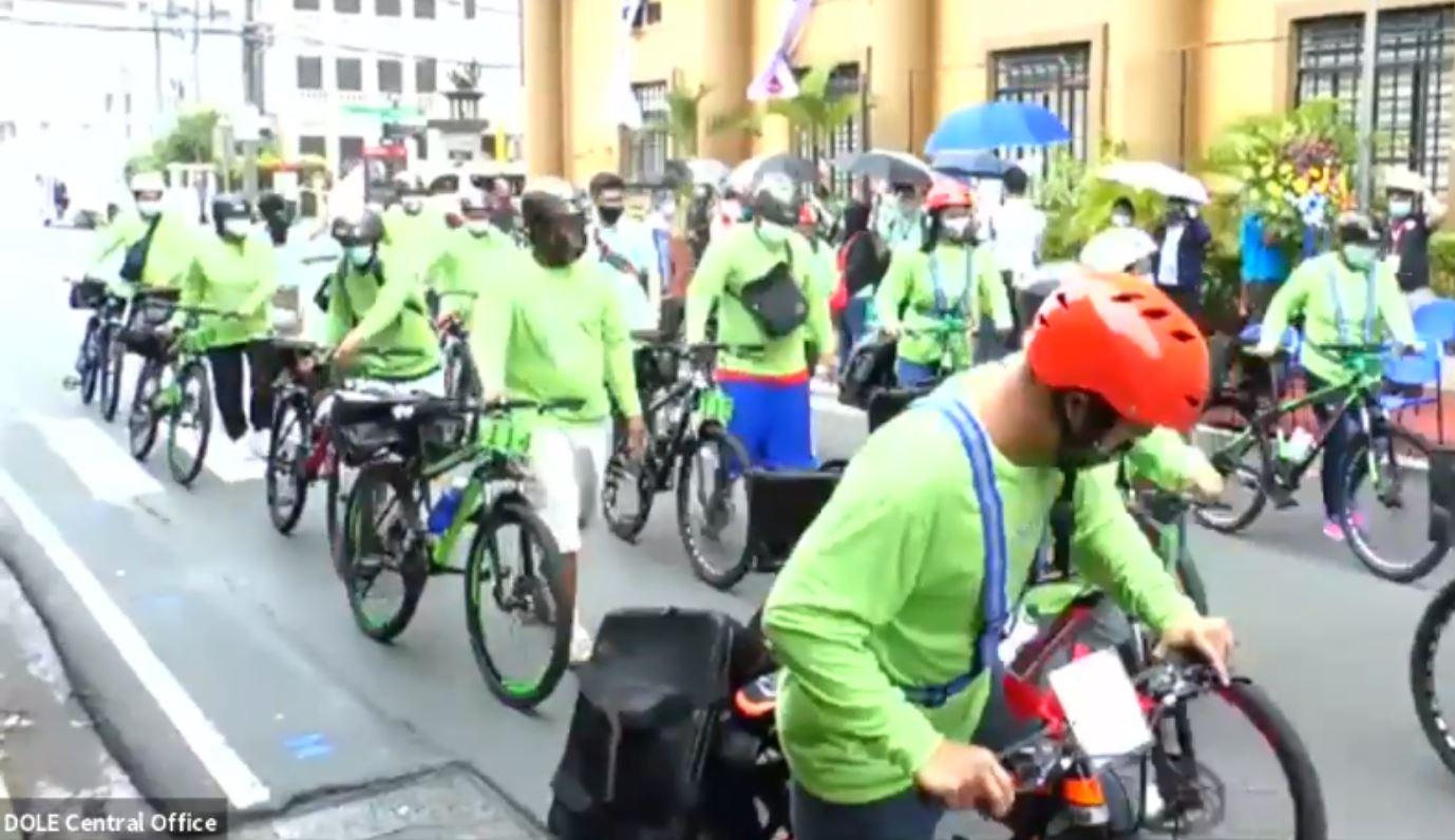 Metro Manila Free Bikes