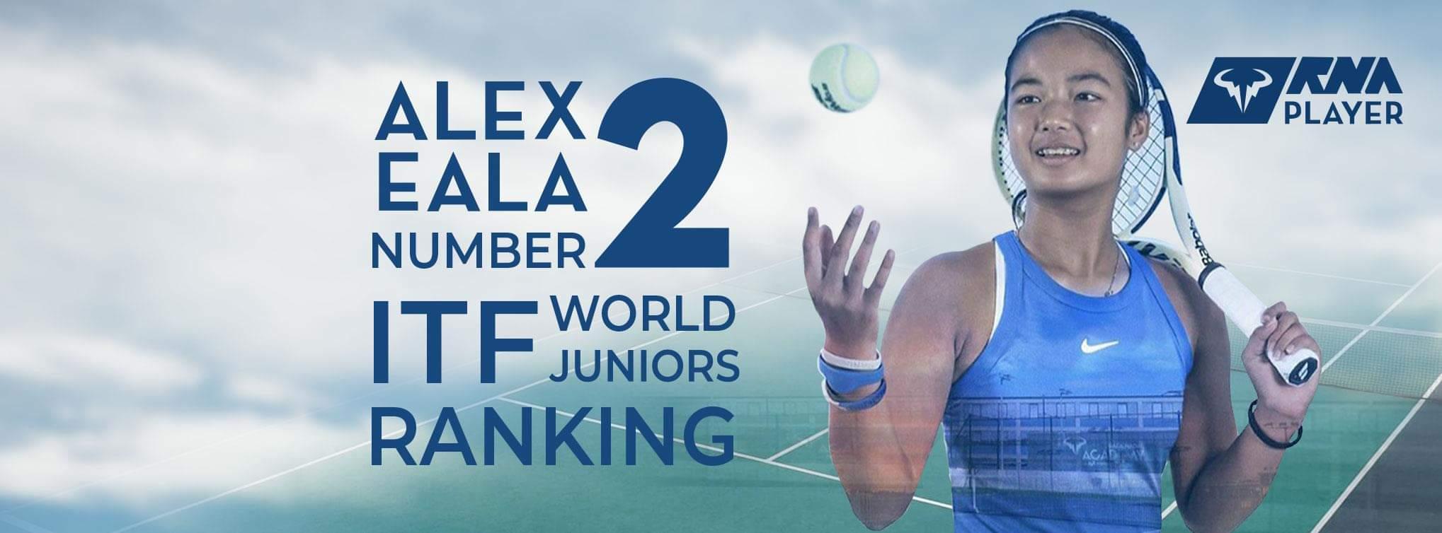 Alex Eala W15 Castellon pro tourney