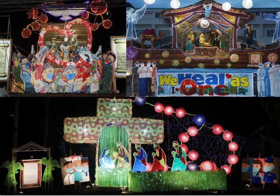 Tarlac Christmas season Belenismo
