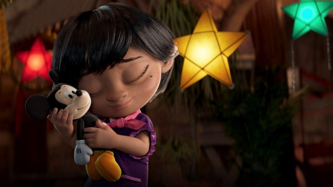 Disney Filipino Christmas eve traditions