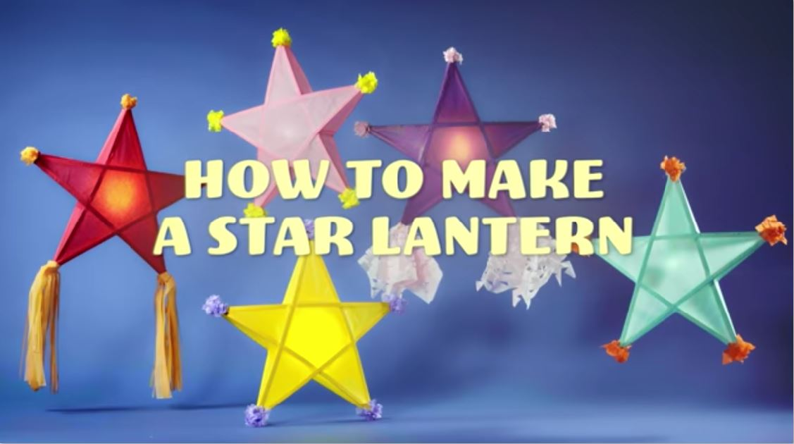 Disney's Filipino Parol lanterns