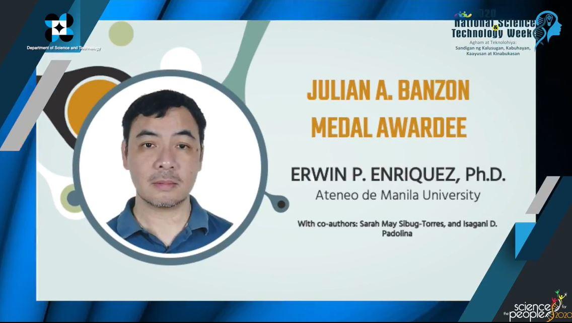 DR. ERWIN P. ENRIQUEZ
