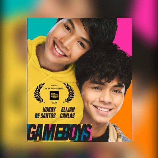 Gameboys Indie Shorts Awards