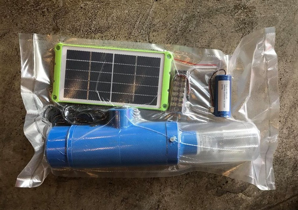 Light it Forward Solar Kits Lazada