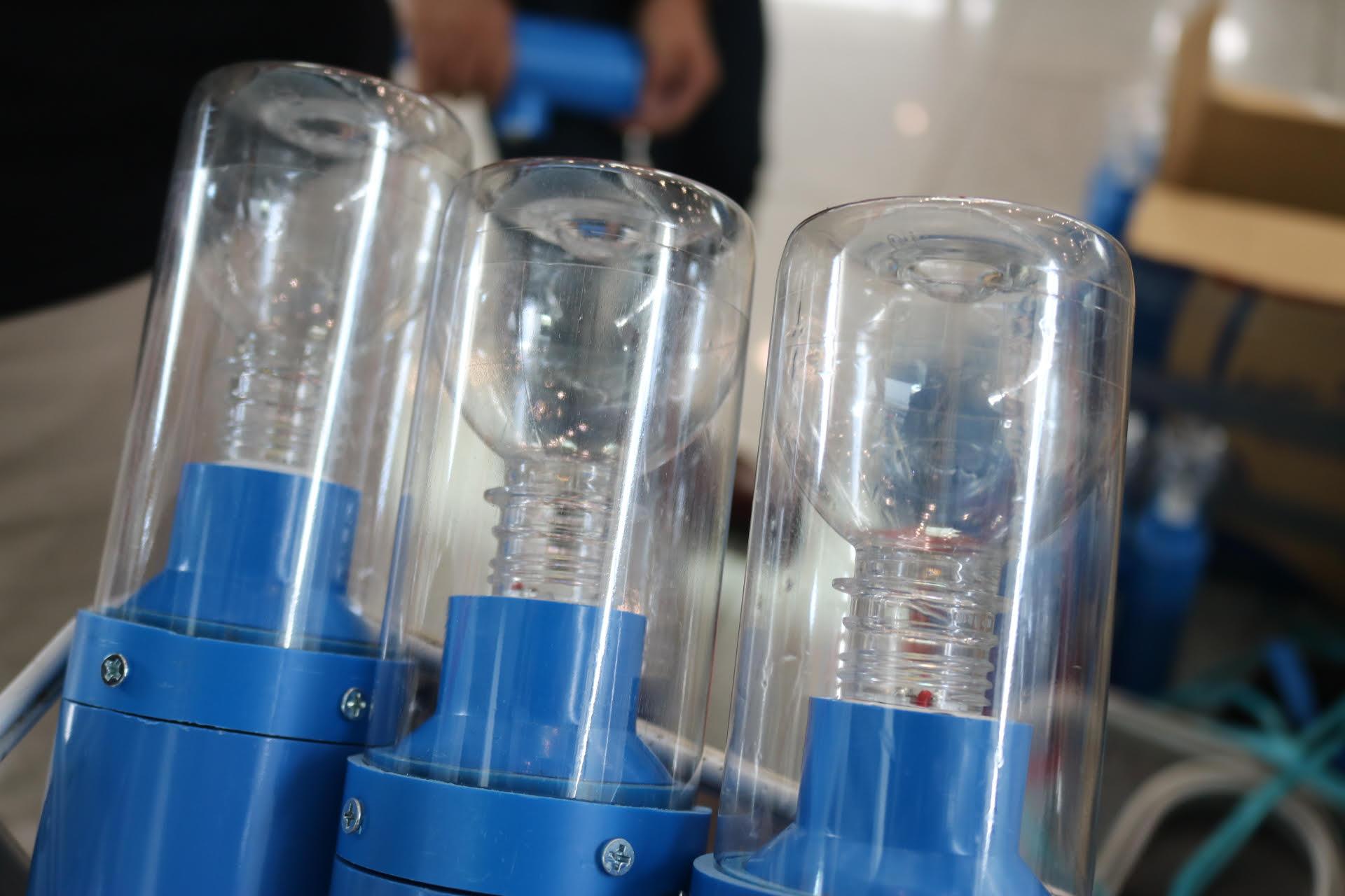 AirAsia Liter of Light brought lamps to Zamboanga