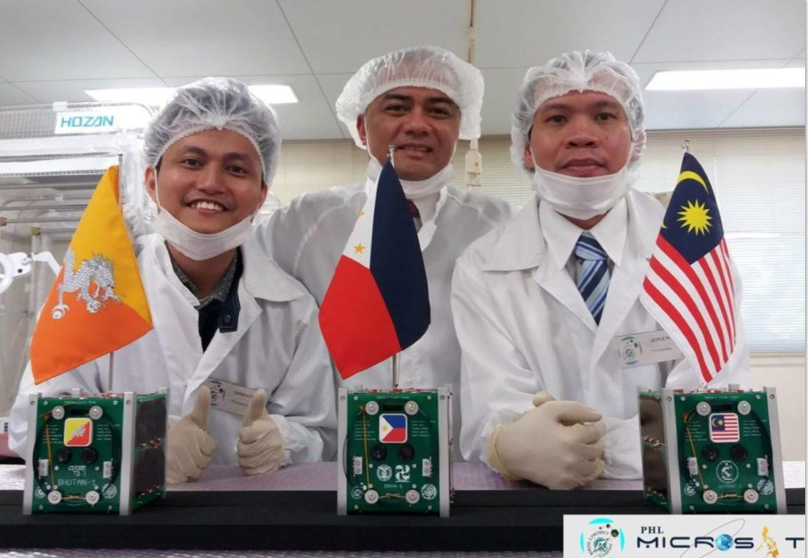 Philippine nanosatellite Maya completes space mission