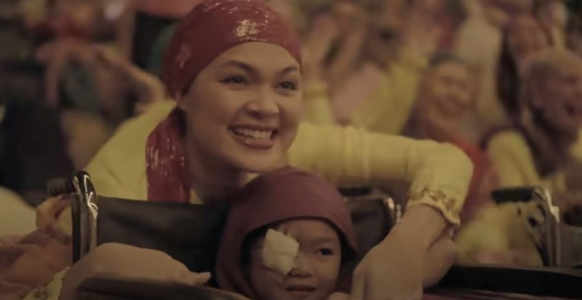 Judy Ann Santos Oscars Entry