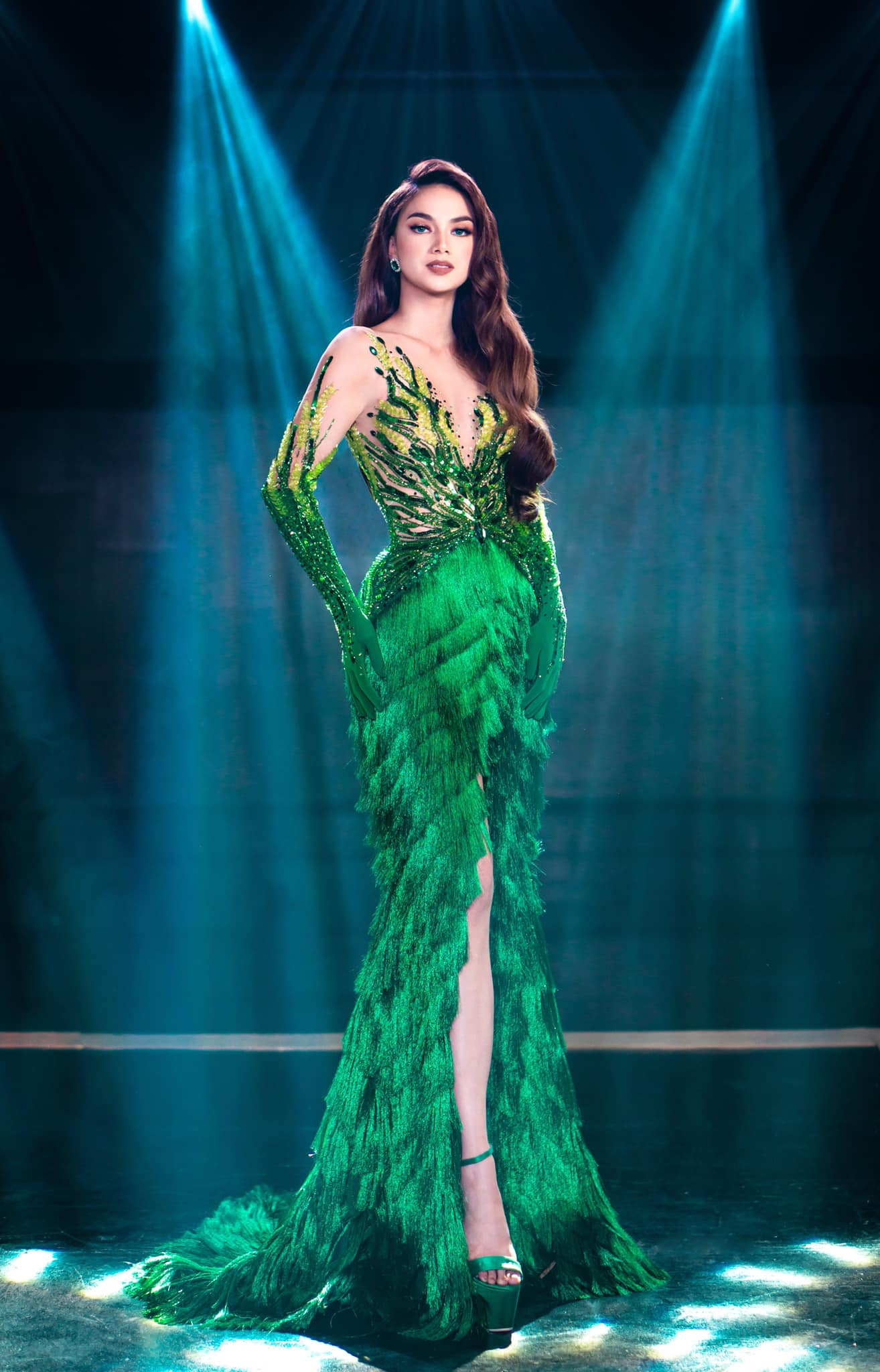 Roxie Baeyens Miss Earth Water 2020