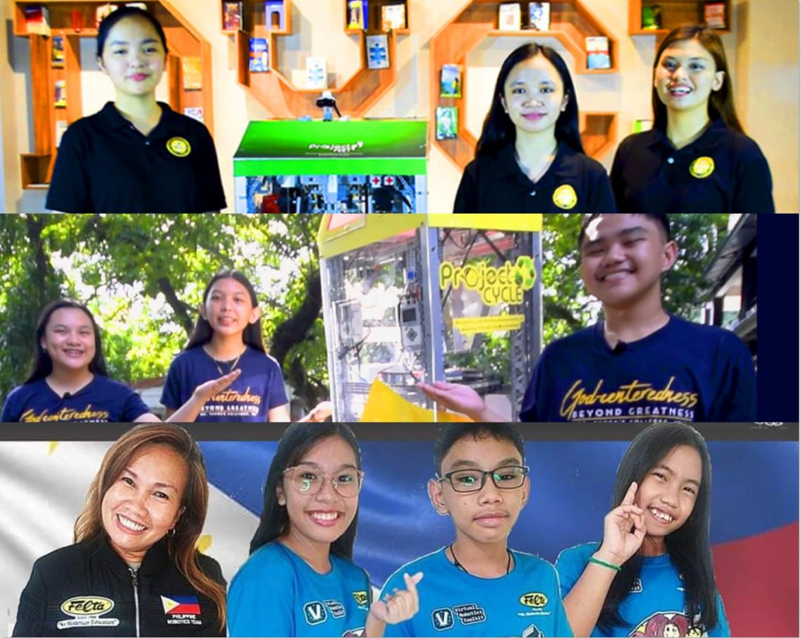 World Robot Olympiad Filipino