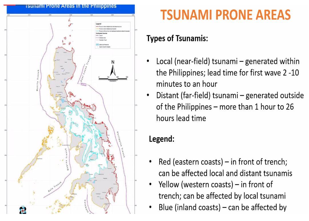 DOST-PHIVOLCS tsunami readliness