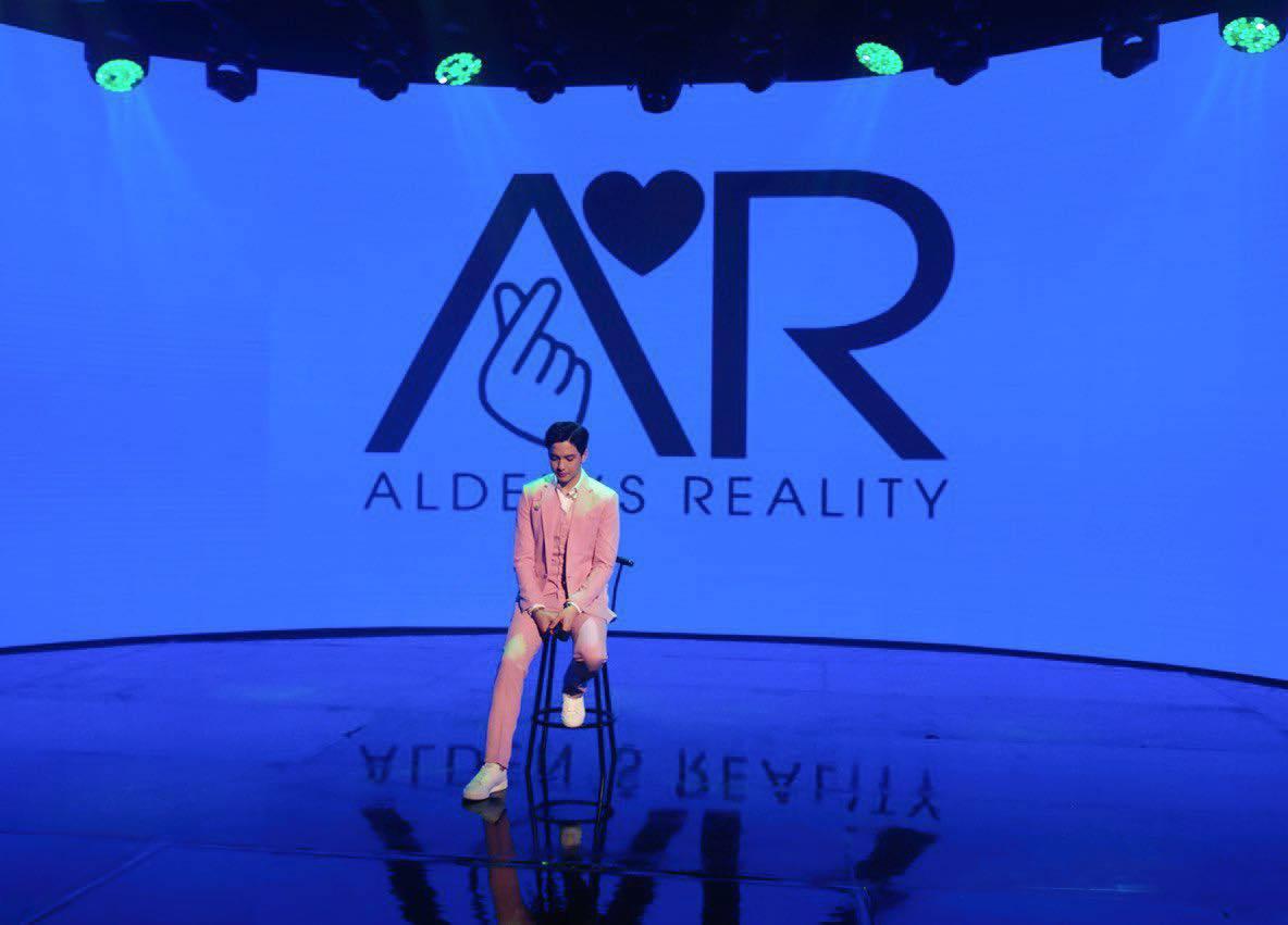 Alden Richards virtual reality concert