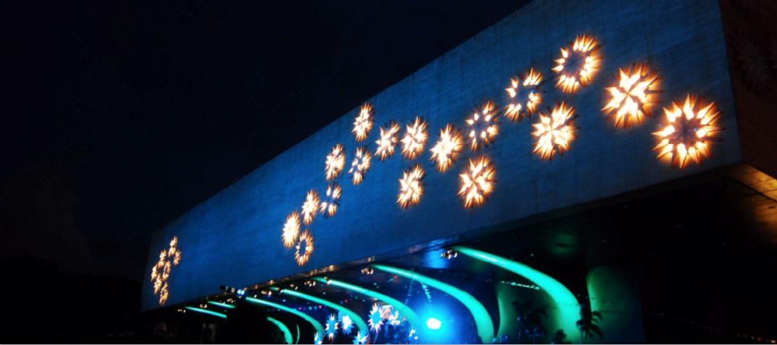Pampanga's famous Christmas lanterns