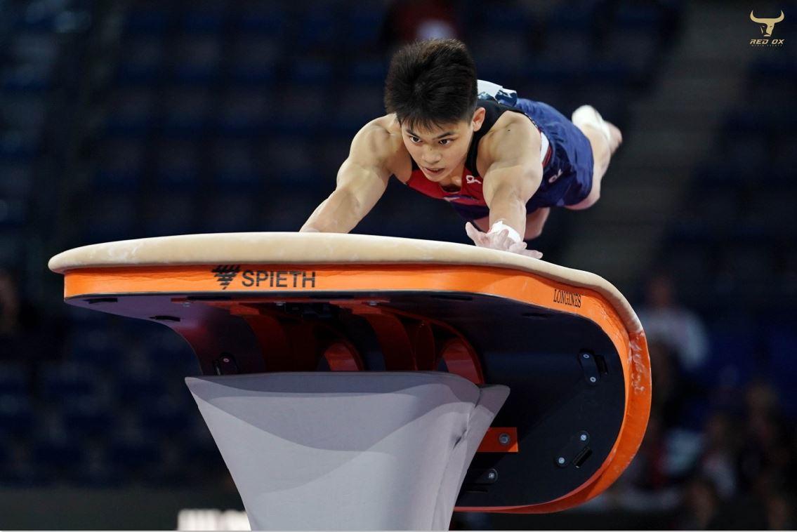 Carlos Yulo All-Japan Gymnastics