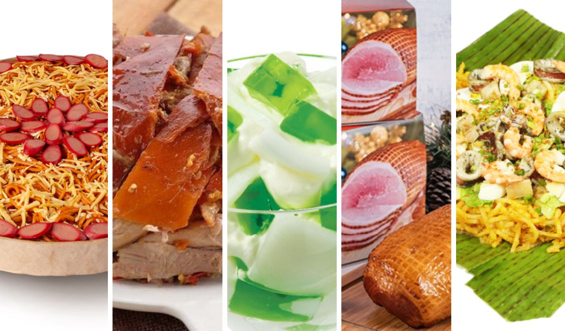 Philippines Traditional Christmas food