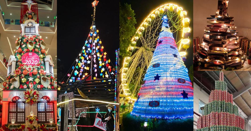 Philippines Creative Christmas Tree