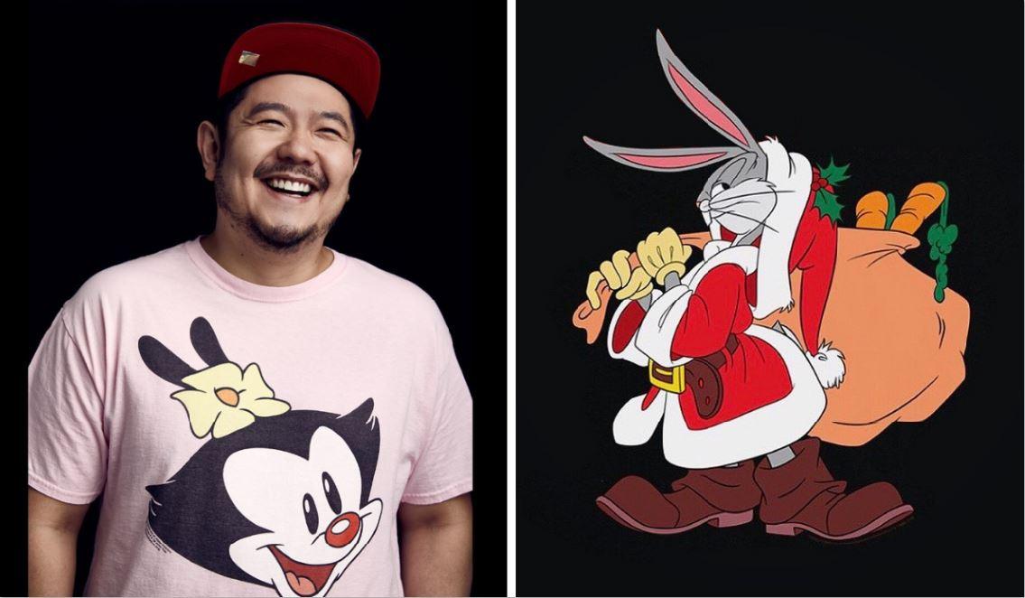 Eric Bauza Bugs Bunny
