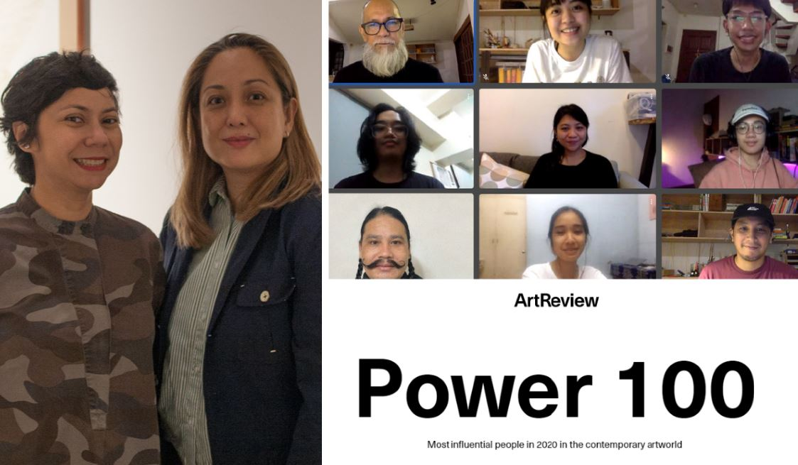 2020 ArtReviews's Power 100