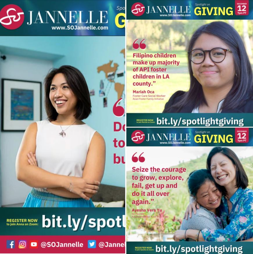 Jannelle So Givers of Hope