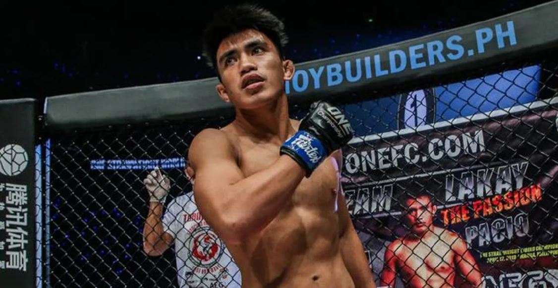 "Joshua ""The Passion"" Pacio Best MMA Fighters in the World"