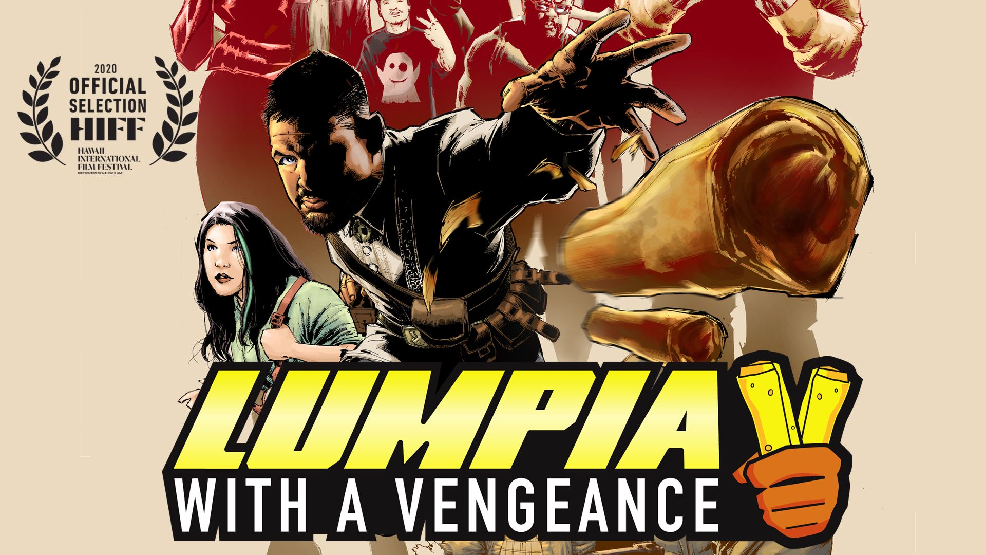 Lumpia With A Vengeance