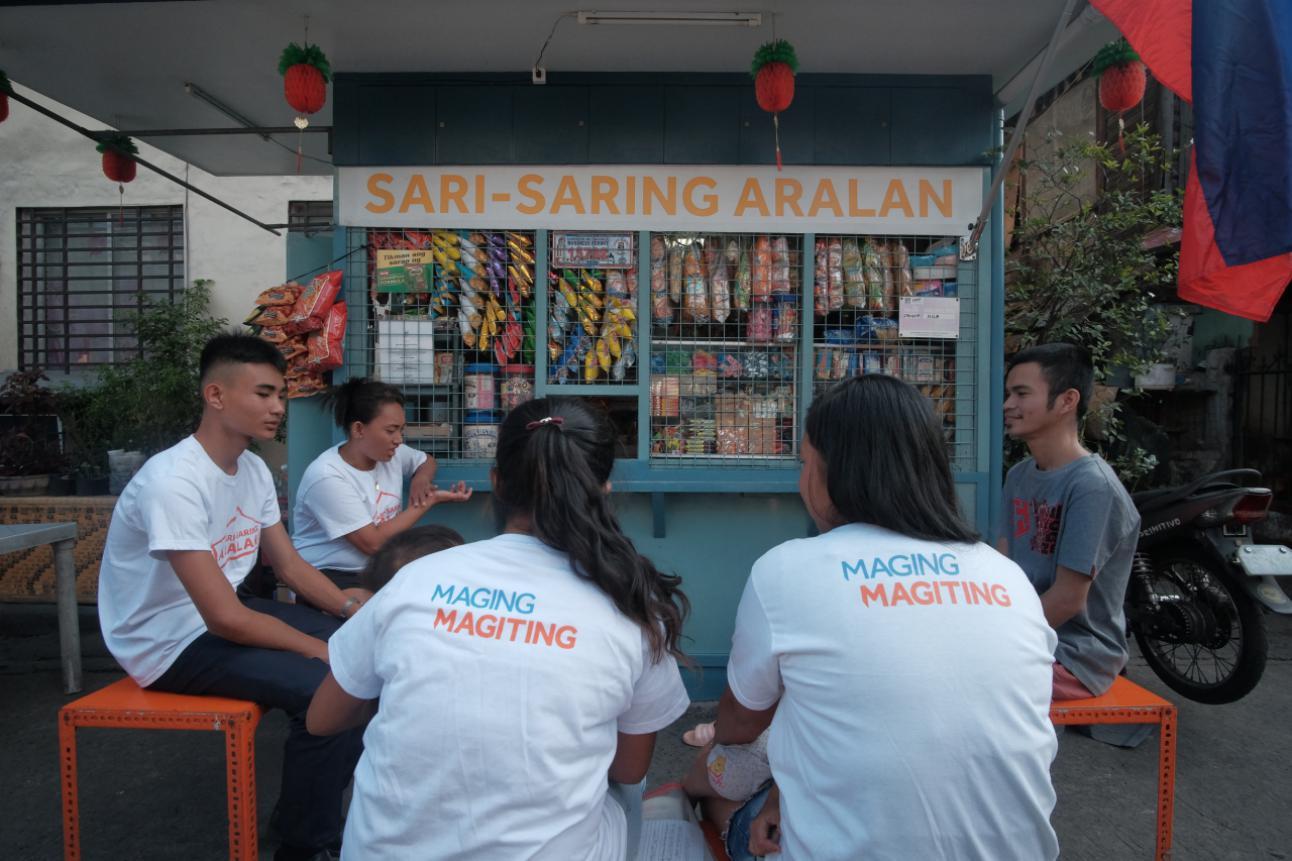 Ayala Foundation Sari-Saring Aralan