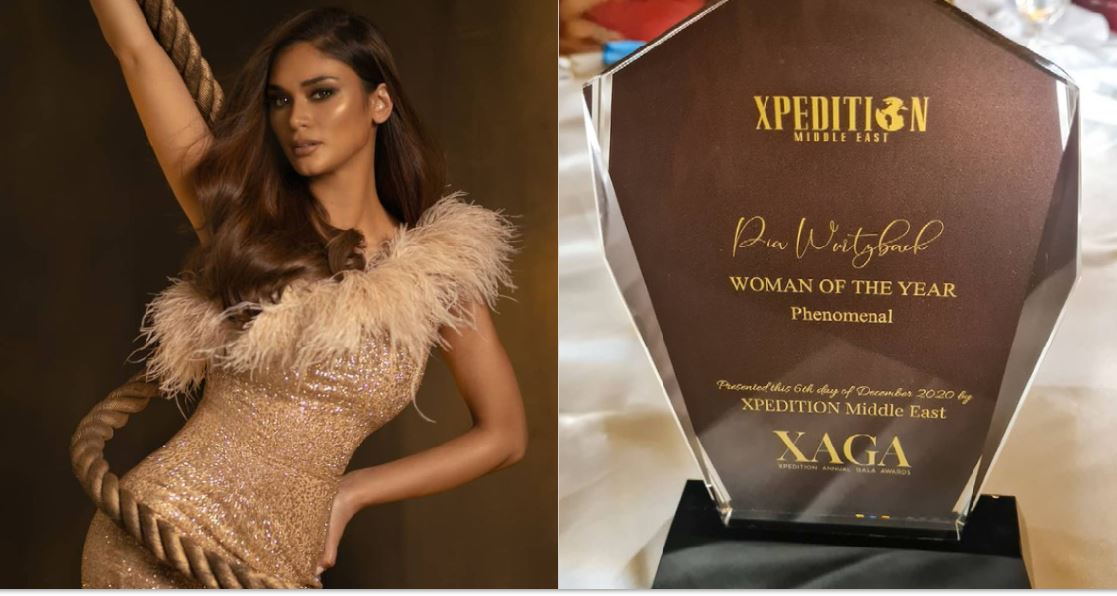 Pia Wurtzbach Woman of the Year