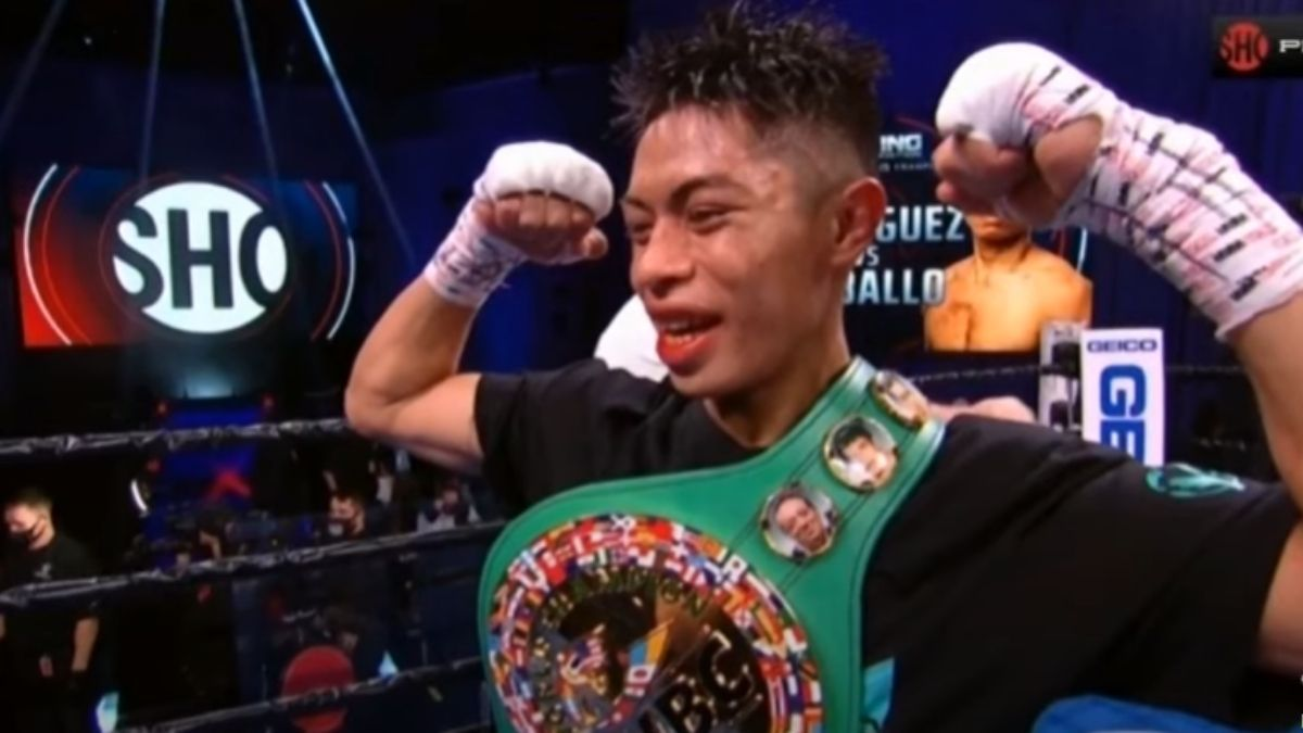 Reymart Gaballo WBC bantamweight champion