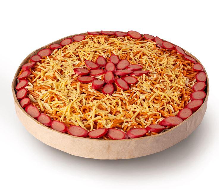 Pinoy-style spaghetti