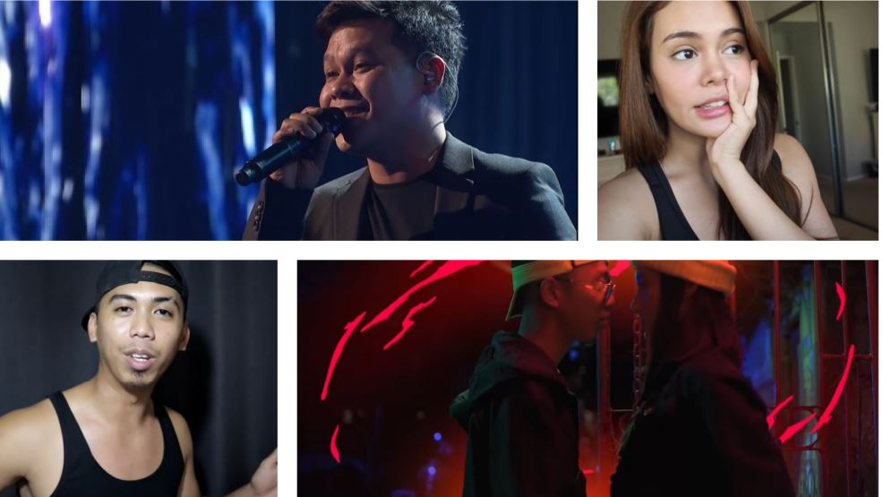 Marcelito Pomoy leads top trending videos