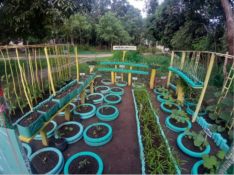 Bohol Communal Garden project