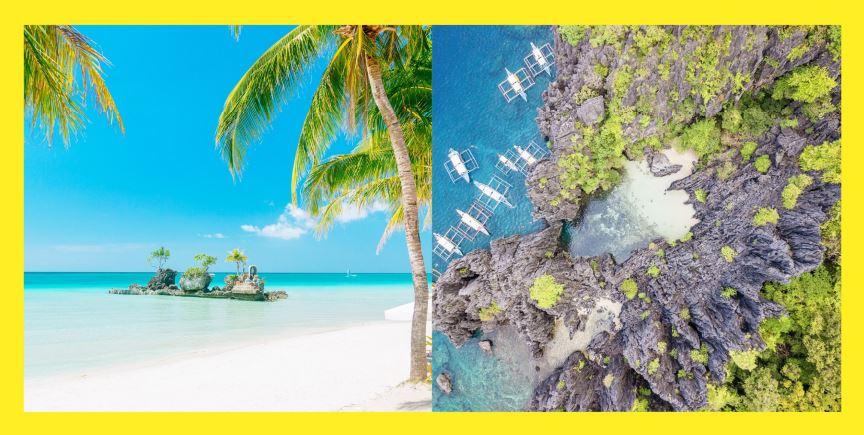 Philippines World's Best Island Beaches
