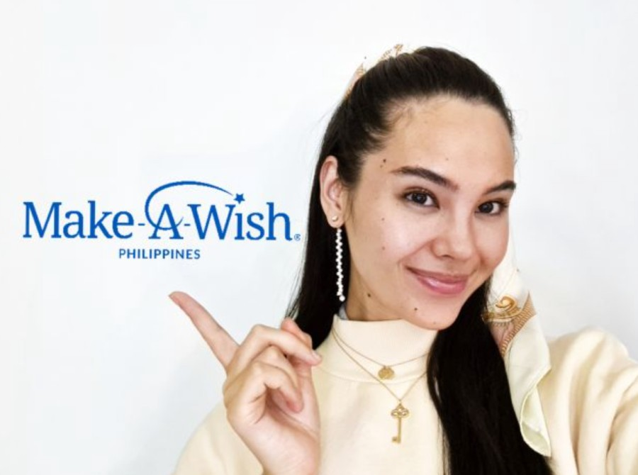 Catriona Gray birth month fundraiser