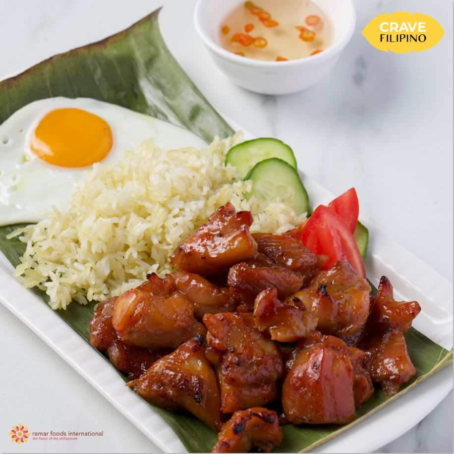 Filipino Food delivery Crave