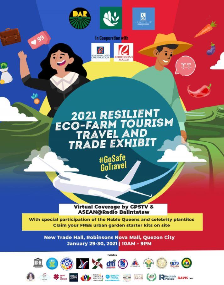 EcoFarm Tourism resiliency championed