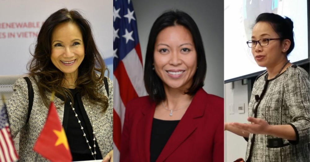 Filipina leaders US government