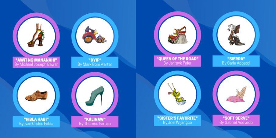 Filipino cultural footwear designs