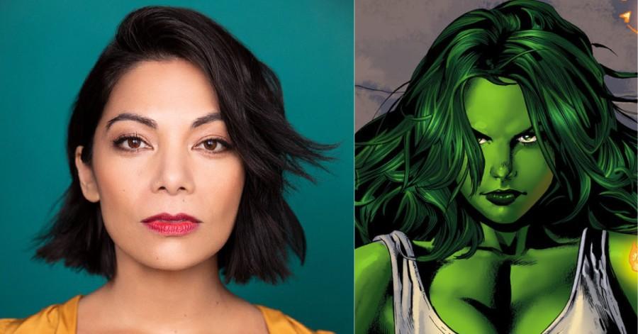 She-Hulk Ginger Gonzaga