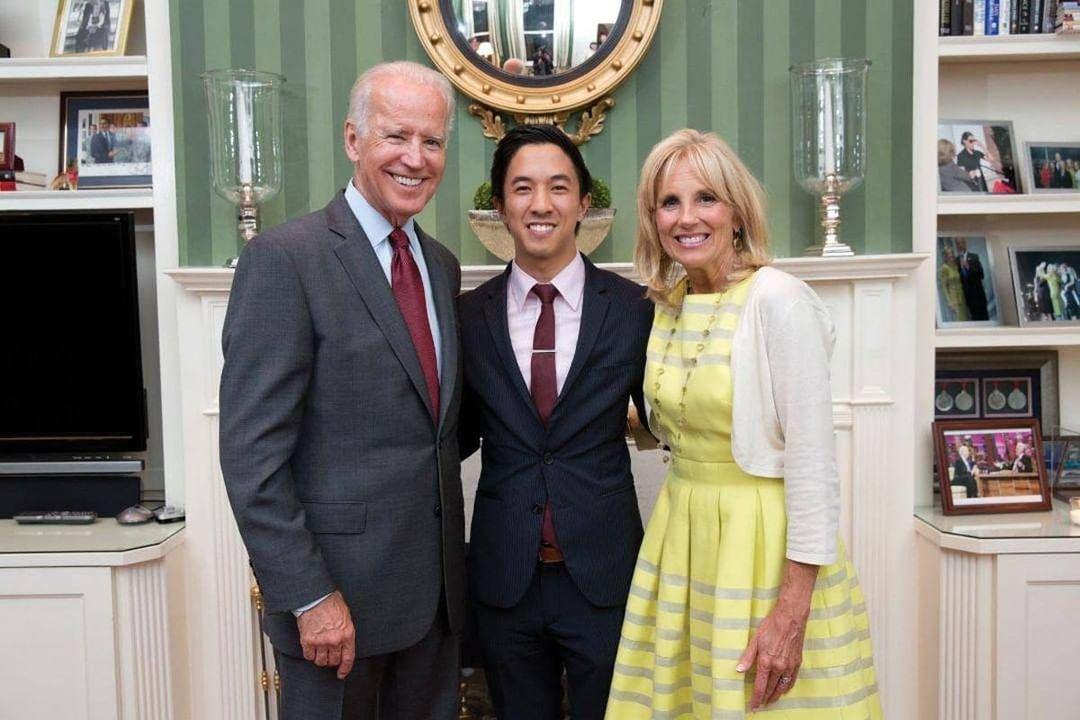 Jason Tengco White House liaison