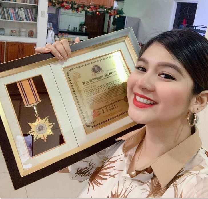 Kim Rodriguez Star Award