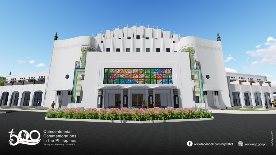 Manila's Metropolitan Theater