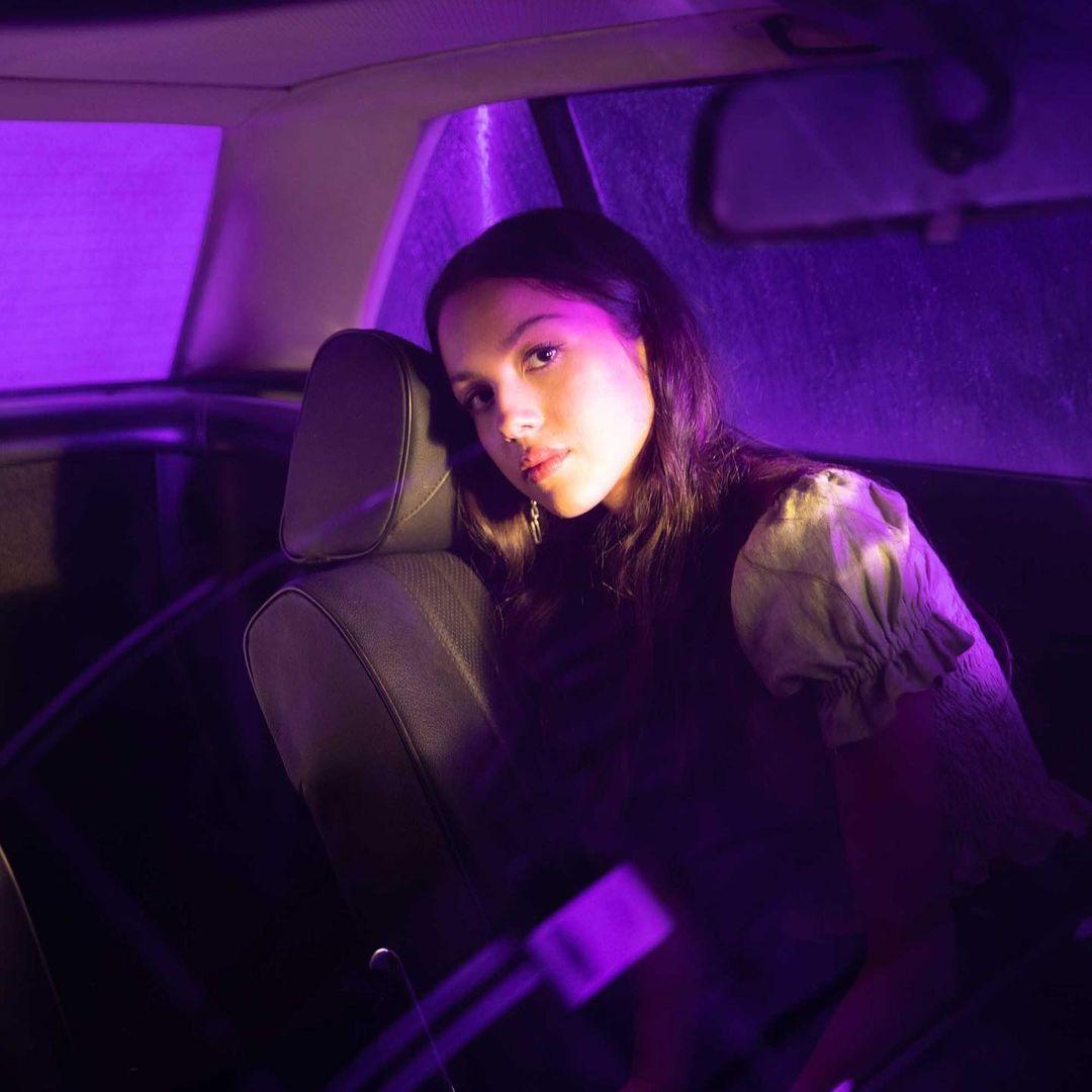 Olivia Rodrigo Drivers License