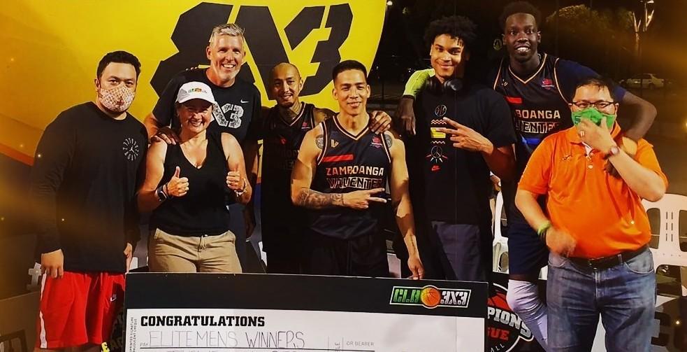 Zamboanga Valientes Champions League Basketball