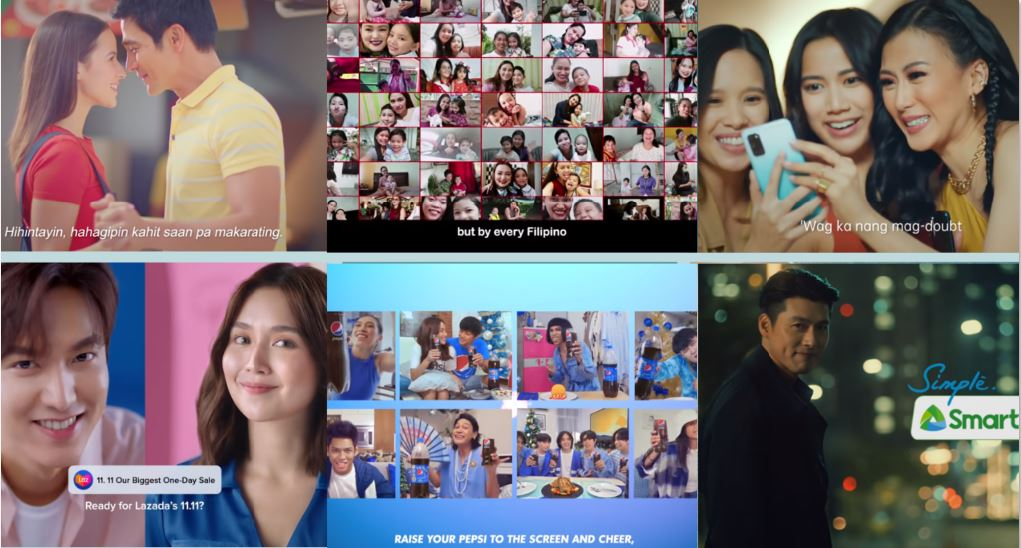 Most Engaging Philippine-Made Ads