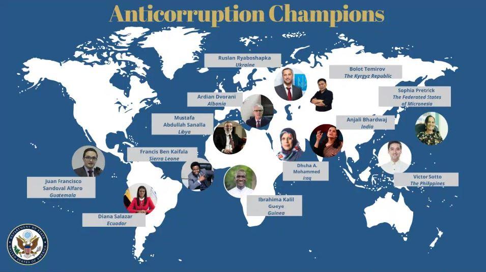 Vico Sotto AntiCorruption Champion